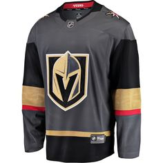 Men s Fanatics Vegas Golden Knights Official Jersey d927e85e4