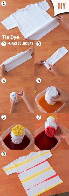 Tye Dye, Fête Tie Dye, How To Tie Dye, How To Dye Fabric, Shibori Tie Dye, Diy Tie Dye Shirts, Tie Dye Crafts, Tie Dye Techniques, Tie Dye Outfits