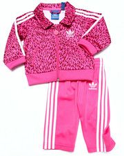 Sizes 2T-4T - Toddler - Cheetah Tracksuit (3M-4T)
