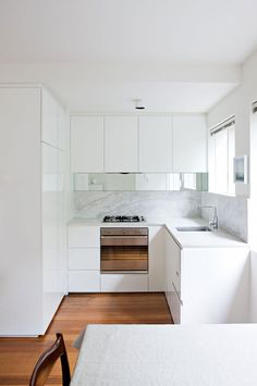 9 small kitchen design ideas, Get more out of your compact kitchen with these great ideas and clever design tips. Get more out of your compact kitchen with 15 of our favourite small kitchen design ideas. Kitchen Room Design, Modern Kitchen Design, Interior Design Kitchen, Diy Kitchen, Kitchen Decor, Kitchen Small, Kitchen Storage, Kitchen Island, Kitchen Cabinets