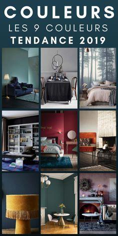 Et comment adopter ces couleurs tendance dans votre déco en 2019 ! #DÉCORATION #IDÉES #COULEURS #PANTONE #TENDANCE #ASTUCE #MAISON