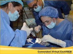 Maribel Lozano Longoria, estudiante del 10 semestre del programa de Mdico Cirujano  Dentista UDEM, realiz la primera ciruga de este tipo en el pas a cargo de una estudiante de  pregrado (UDEM - Universidad de Monterre - ExaUDEM)