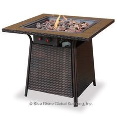 (CLICK IMAGE TWICE FOR UPDATED PRICING AND INFO) #home #outdoor #firepit #outdoorfirepit #tablefirepit #outdoorpatiofirepit #portablefirepit see more patio fire pit at http://zpatiofurniture.com/category/patio-furniture-categories/patio-fire-pit/ - Uniflame GAD1001B LP Gas Outdoor Firebowl with Tile Mantel with Mini Tool Box (fs) « zPatioFurniture.com