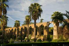 Ver y Conocer Extremadura - Foto - Acueducto romano (210616)