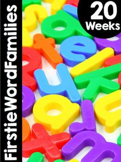 FREE PREVIEW FirstieWordFamilies Curriculum!  Try out a FREE WEEK of my FirstieWordFamilies program! The bundle is on sale for 50% off through 1/2!  View the bundle  *HERE* What is FirstieWordFamilies Curriculum? FirstieWordFamilies was created by a teacher for teachers!
