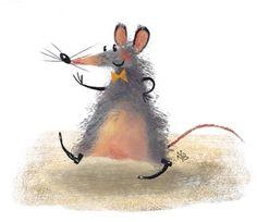 #mouse #digitalart #illustration #childrensillustration #wip #concept