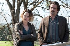 The new season of HBO's 'True Detective' starts Sunday night with three new true detectives: Colin Farrell as a tough, miserable police detective named Ray Velcoro; Rachel McAdams as a tough, miserable sheriff's detective named Ani (short for Antigone) Bezzerides; and Taylor Kitsch as a tough, miserable California Highway Patrolman named Paul Woodrugh. Together, they will try to solve a miserably grim murder.