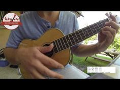 ▶ Dream a Little Dream Of me - Ukulele cover and tutorial - YouTube