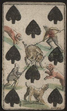 Antique Playing Cards & Rare Board Games from earlier times Custom Playing Cards, Vintage Playing Cards, Fortune Cards, Pokerface, Small Cards, Oracle Cards, Illustrations And Posters, Pattern Art, Illustration Art