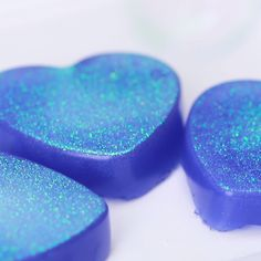 DIY Shower Jellies