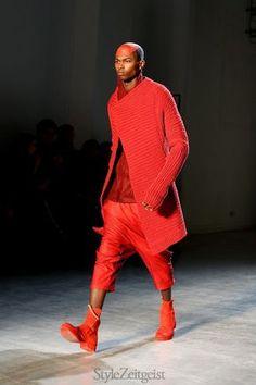 Visions of the Future // Boris Bidjan Saberi FW15 Fashion lookbook_s