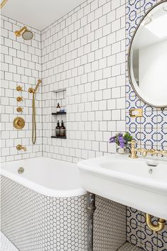 1st Dibs - Elizabeth Roberts Portuguese Tile
