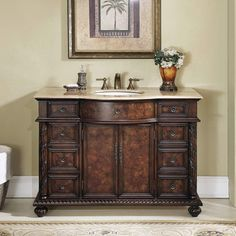 stufurhome yorktown 48-inch single sink vanity - overstock