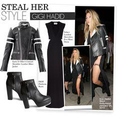 Steal Her Style - Gigi Hadid