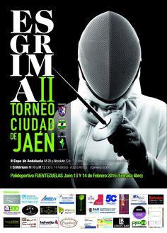 La esgrima se da cita, este fin de semana, en la capital con el II Torneo Ciudad de Jaén