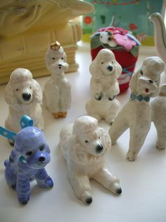 Poodle pound by paperdolly*, via Flickr