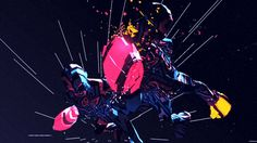 Titan Smash - Winning WINC4D Entry on Motion Graphics Collective