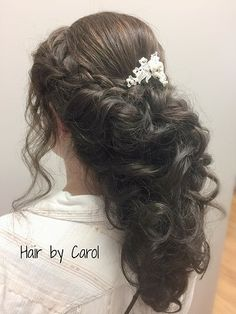 274 Best Our Special Occasion Hair And Updos For Prom Brides