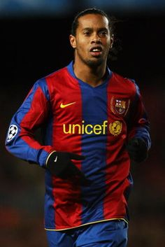 Ronaldinho one of my favorite of all time