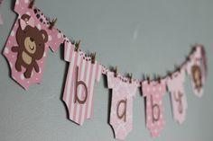 decoration baby shower - Buscar con Google