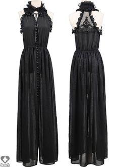 PUNK RAVE | Decadence Evening Dress Beserk