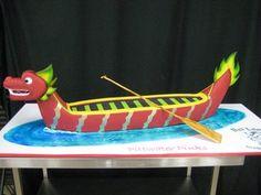 Dragon Boat Festival Cake!