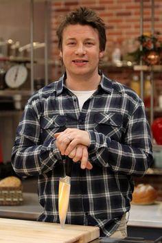 Jamie Oliver brings his Food Revolution to LA