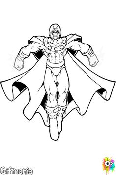 lego magneto coloring pages - photo#11
