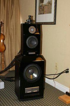 Usher Audio Axiom speakers