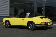 Beautiful classic 911 Targa