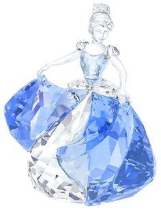 "Swarovski unveils ""Cinderella"" as 2015 Limited Edition Disney Collectible."