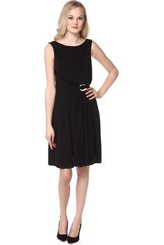 Rochie,+neagră Dresses For Work, How To Wear, Black, Fashion, Moda, Black People, Fashion Styles, Fasion