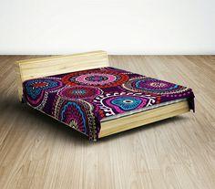 Artinen Sherpa Blanket (Queen) https://www.amazon.com/Artinen-Chakra-Bedding-Blanket-Bedspread/dp/B01MYWP9SQ/ref=sr_1_3?ie=UTF8&qid=1486975157&sr=8-3&keywords=artinen