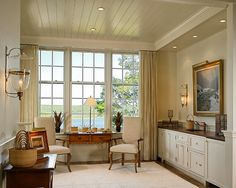 Browse the exterior and interior images of Edgartown Harbor Makeover located in historic Edgartown, Martha's Vineyard House Design, House, Interior, Indoor Outdoor Living, Living Room Den, Living Room Decor, Home Decor, Spring Home, Edgartown