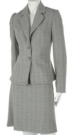 If you are required to dress business professional in your workplace, this is a great, lightweight suit option!