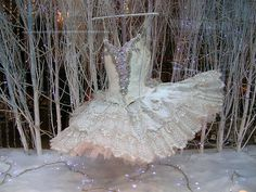 Love this #tutu and the display