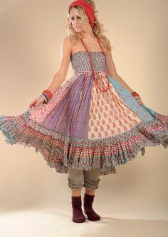 Lizzy Skirt by Nadir Positano