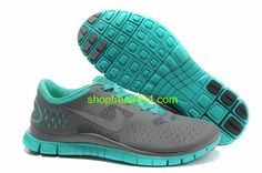 newest 272ab 28ca0 Tiffany Free Runs Blue Nike Mens Dark Grey 511472 405 cheap nike free shoes,cheap  nike air max online store