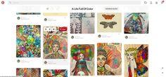 INSPIRATION AND SUPPLIES - Kara Bullock Art