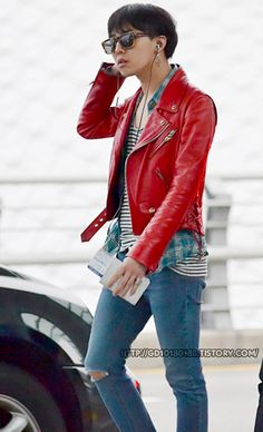 Airport Fashion: The G Dragon Swag-licious Edition