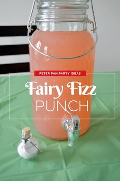 Check out these Peter Pan party ideas, including two cute, simple snacks your kids will love.