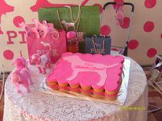 ♥ Liliana Marisoleil♥ : Fotos de Mi Cumpleaños con Cupcakes Perrito Pink