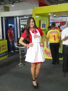 #Modelo #Ecuador #evento