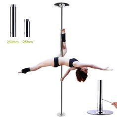 This AW® dance pole is a spinning and static dancing pole with all metal constructed & chrome finished. With diameter, extendable from ft to ft Pole Fitness Classes, Pole Dancing Fitness, Pole Dance, Stripper Poles, Funny Marriage Advice, Which Witch, Hex Key, Happy Thoughts, Nice Body