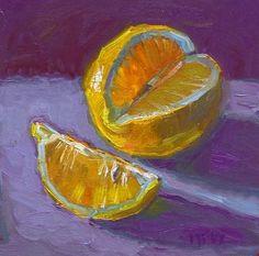 Lemon  Slice -- Marie Fox