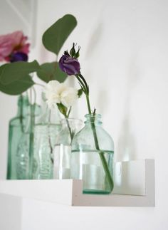 5 ways to use an Ikea picture ledge   Apartment Apothecary