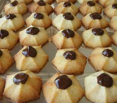 Blog de galletas, postres, tartas y dulces artesanales Coconut Cookies, Yummy Cookies, Cake Cookies, Sugar Cookies, Sweet Desserts, Delicious Desserts, Mexican Desserts, Decadent Cakes, Cookie Crumbs