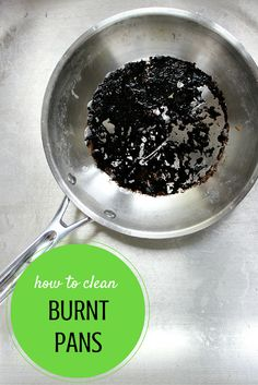 Here's how to clean a stainless steel burnt pan. I take three popular methods and put them to the test to find the easiest way to clean.  Read this first before you try any other method!