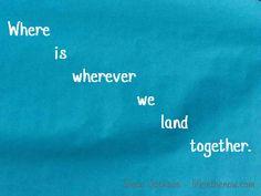 Where ~ Love in Blue ~ lifeinthenow.com
