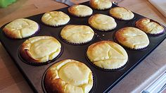 Schnelle Käsekuchen-Muffins